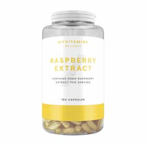 Myprotein Raspberry Extract Capsules - 90Tablets