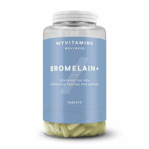 Myvitamins Bromelain Tablets - 90Tablets