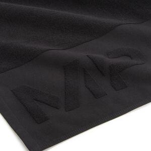 Myprotein Essentials Large Towel - Black