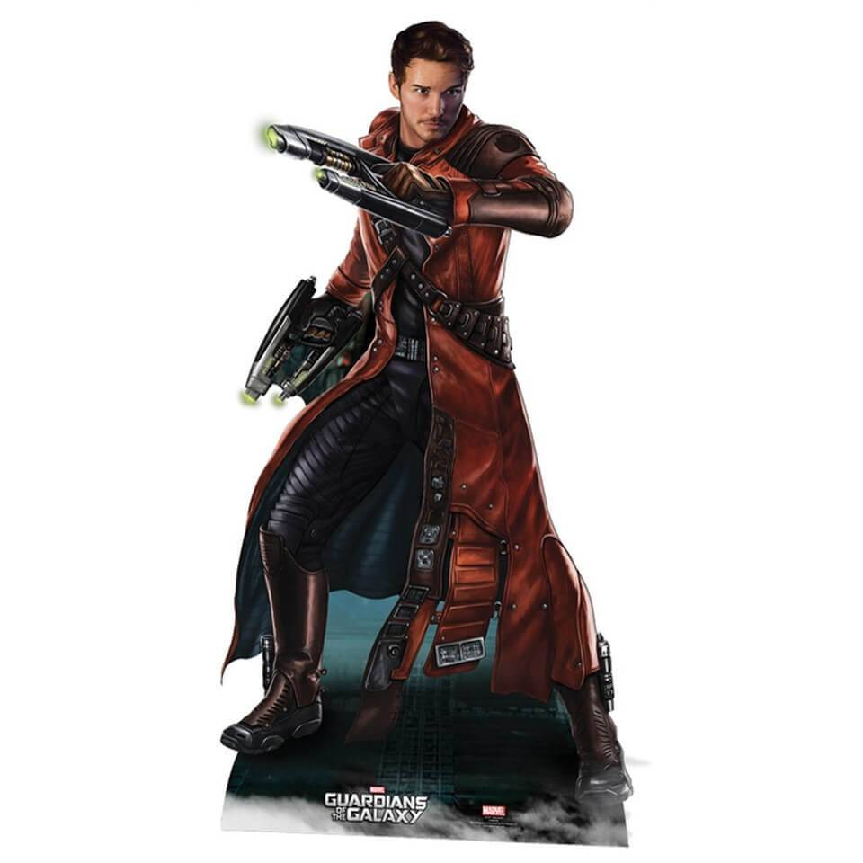 Star Cutouts Marvel Guardians of the Galaxy Star-Lord Cut Out
