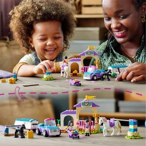 Lego Friends Horse Training and Trailer Set(41441)