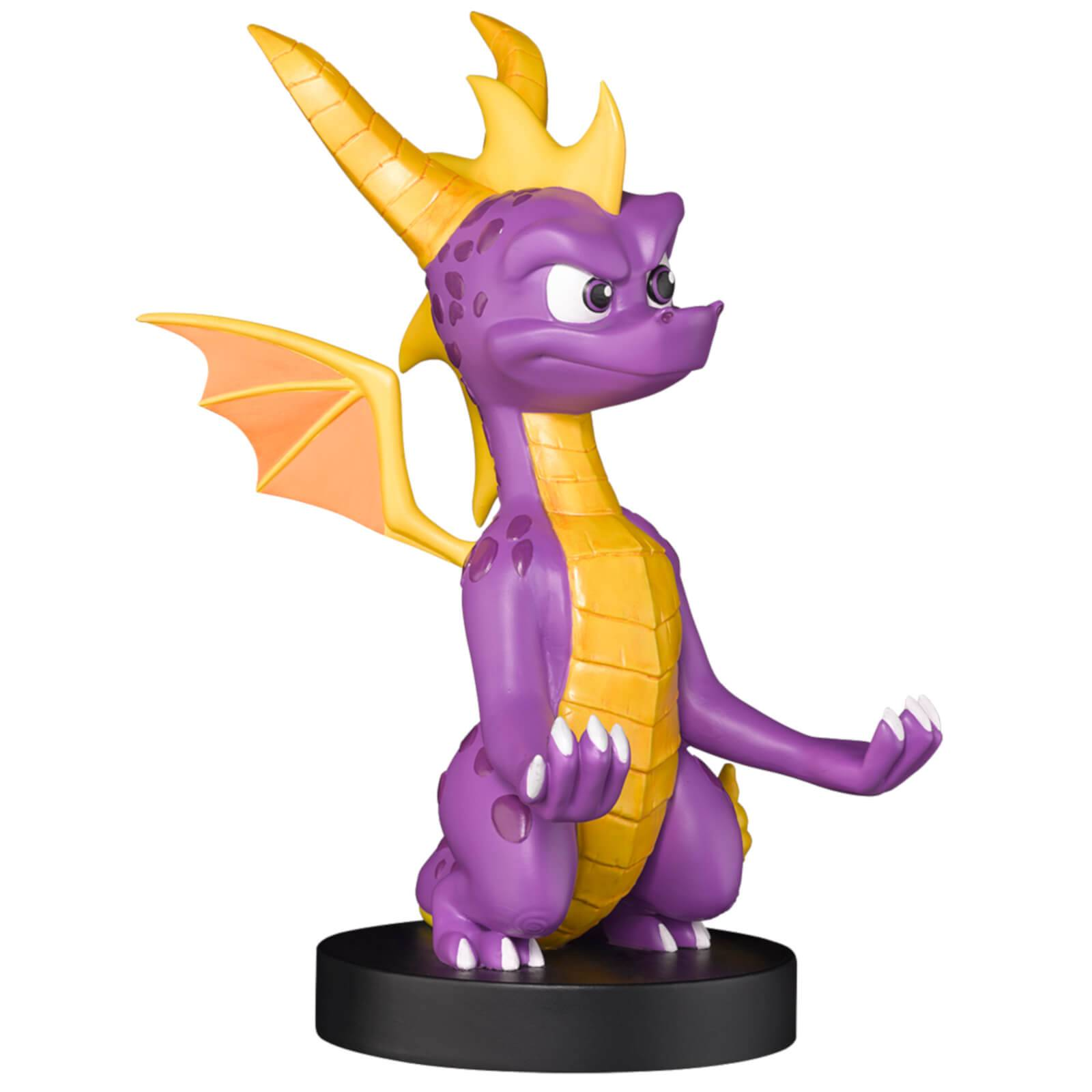 Cable Guys Spyro the Dragon Collectable XL 12 Inch Cable Guy Console Stand