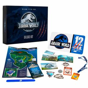 Doctor Collector Jurassic World Deluxe Kit
