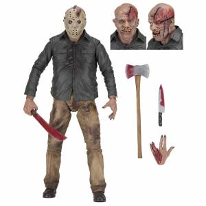 NECA Friday the 13th - 1/4 Scale Action Figure - Part 4 Jason