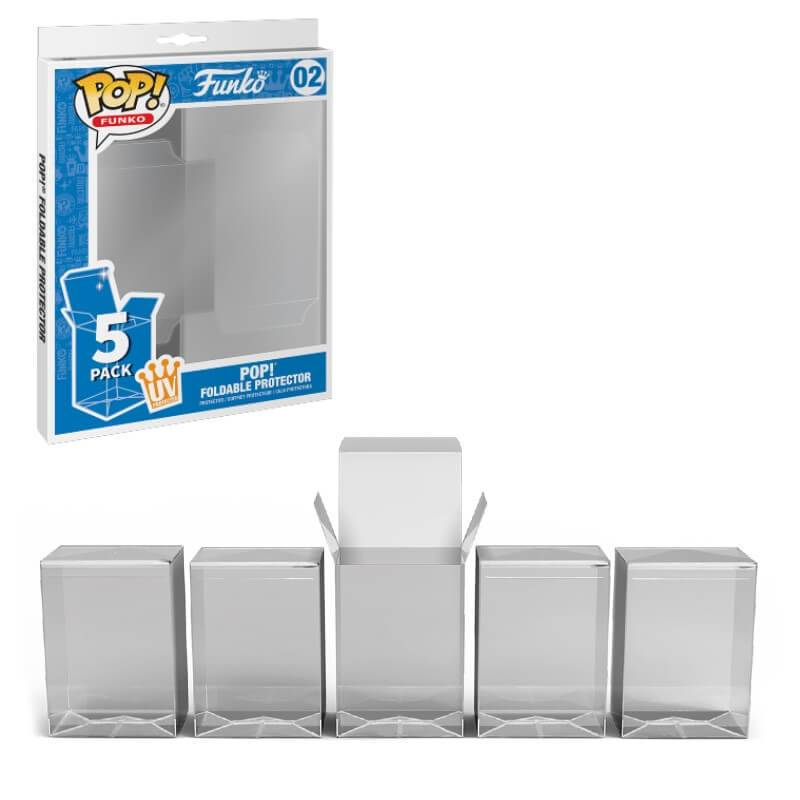 Funko Foldable 5Pack Pop! Protector