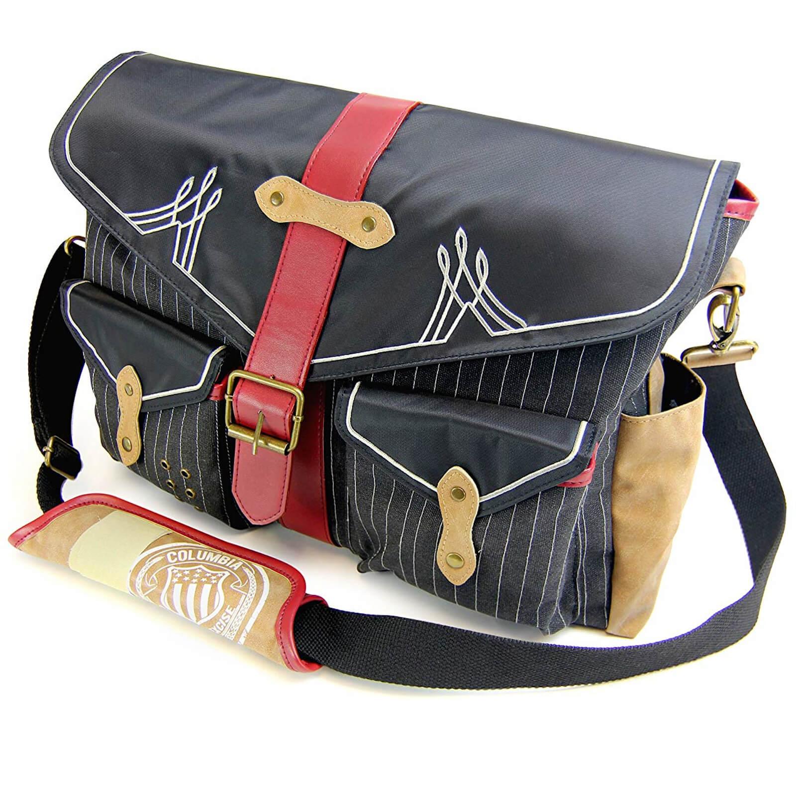The Coop BioShock Booker DeWitt Messenger Bag