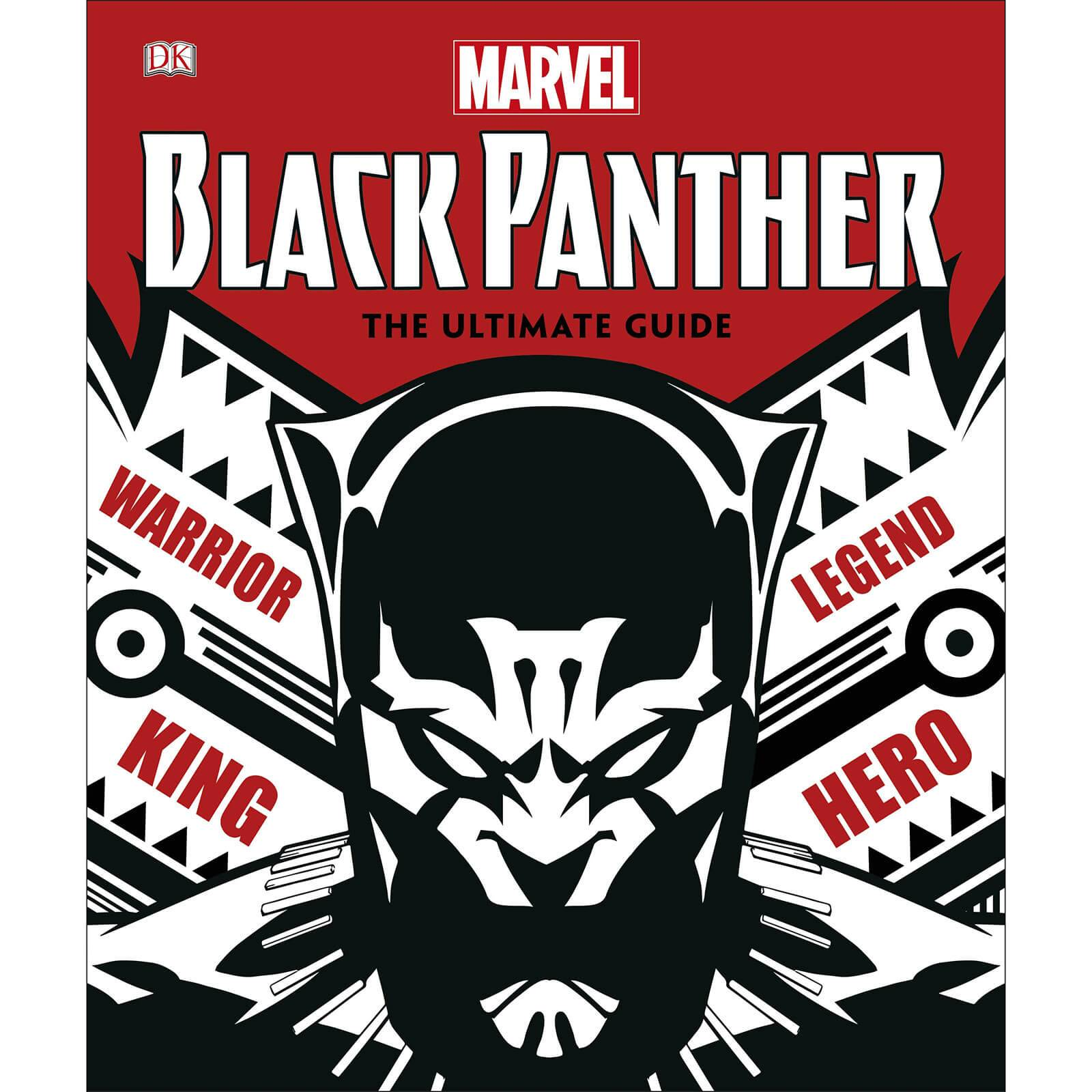 TBS Marvel Black Panther The Ultimate Guide