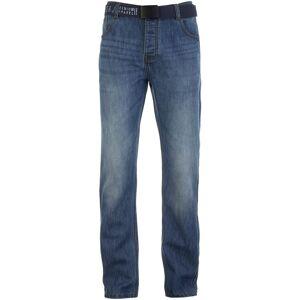 Smith & Jones Men's Furio Denim Jeans - Light Wash - 28S - Blue