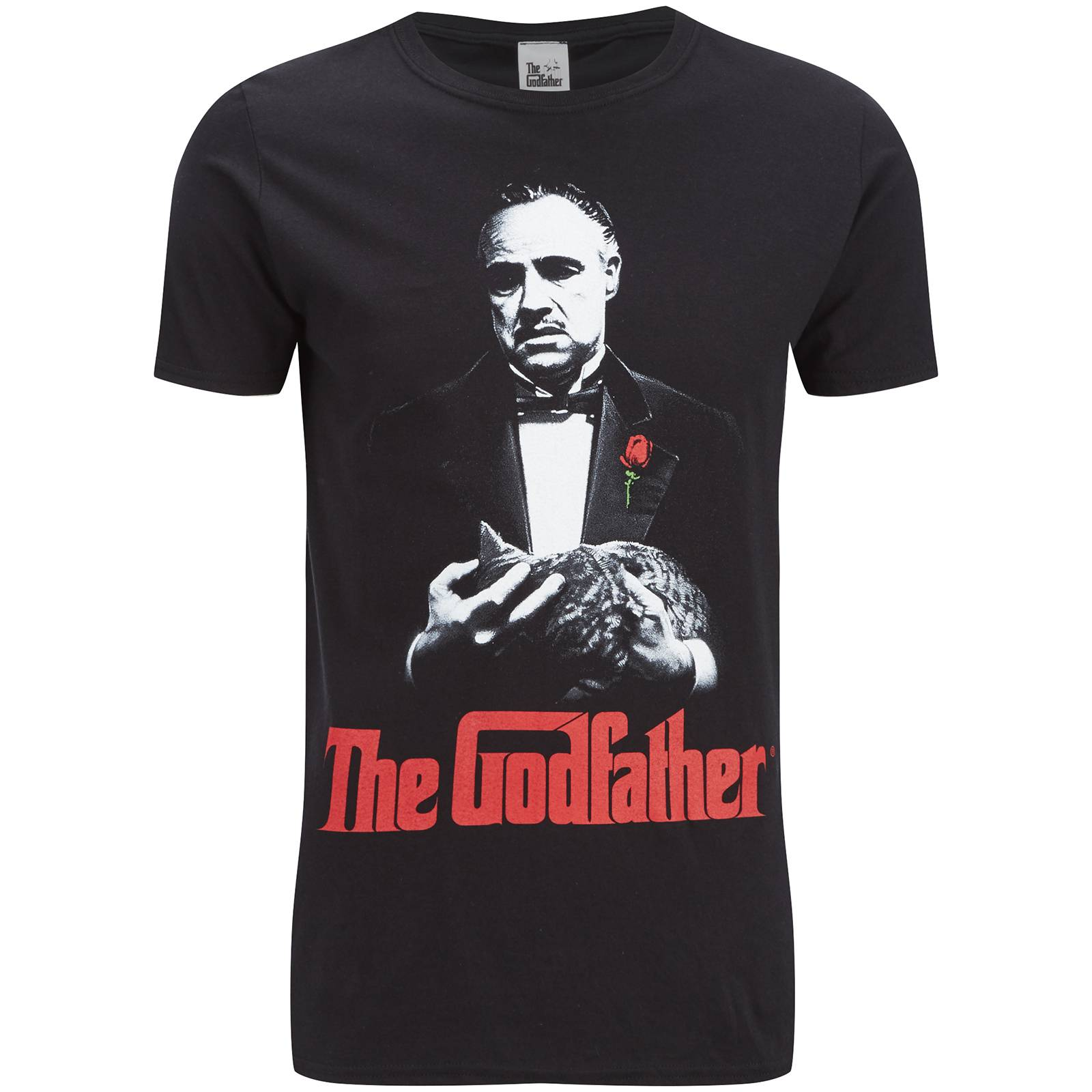 Geek Clothing The Godfather Men's The Godfather T-Shirt - Black - S - Black