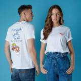 Sega Alex Kidd Unisex T-Shirt - White - XXL - White