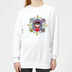 Pixar Coco Remember Me Women's Sweatshirt - White - XS - White