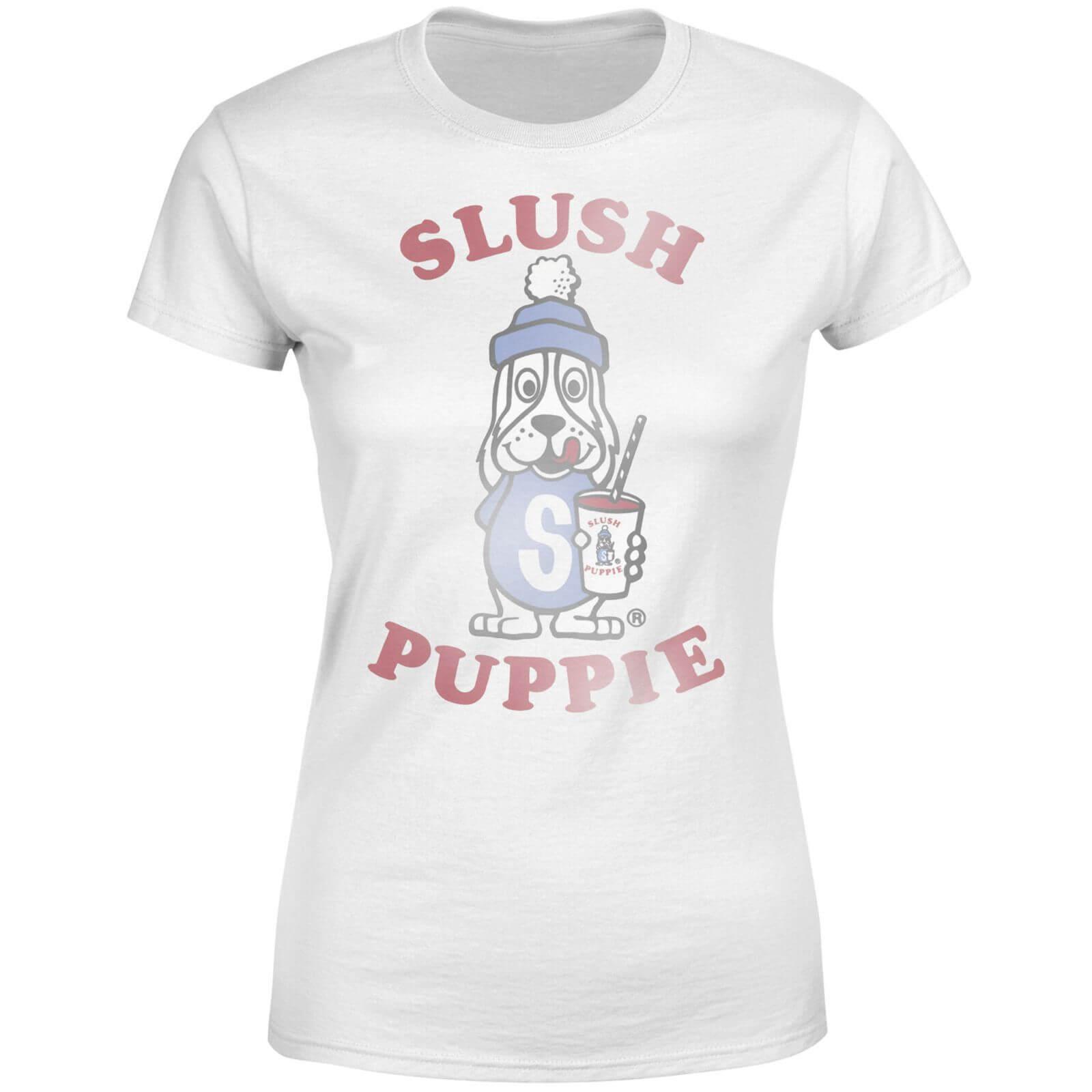 Slush Puppie Slush Puppie Women's T-Shirt - White - L - White