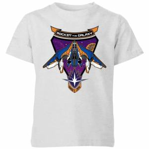Marvel Guardians Of The Galaxy Rockin Milano Kids' T-Shirt - Grey - 9-10 Years - Grey