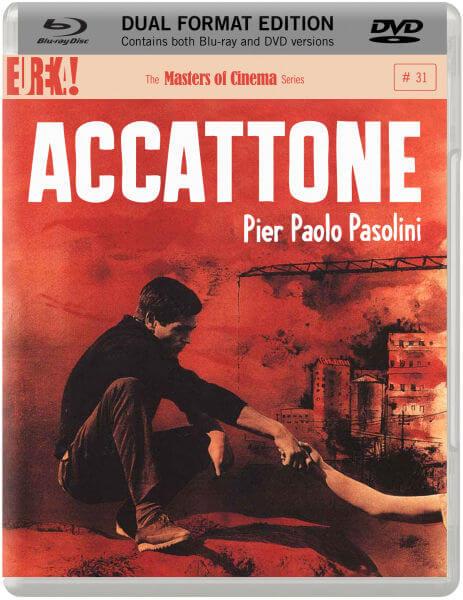 Accattone / Comizi DAmore (Masters of Cinema) (DVD and Blu-Ray Dual Format)
