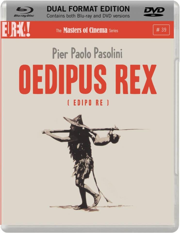 Oedipus Rex (Blu-Ray and DVD)