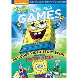 SpongeBob SquarePants: Deep-Sea Games (Includes SpongeBob Football Star)