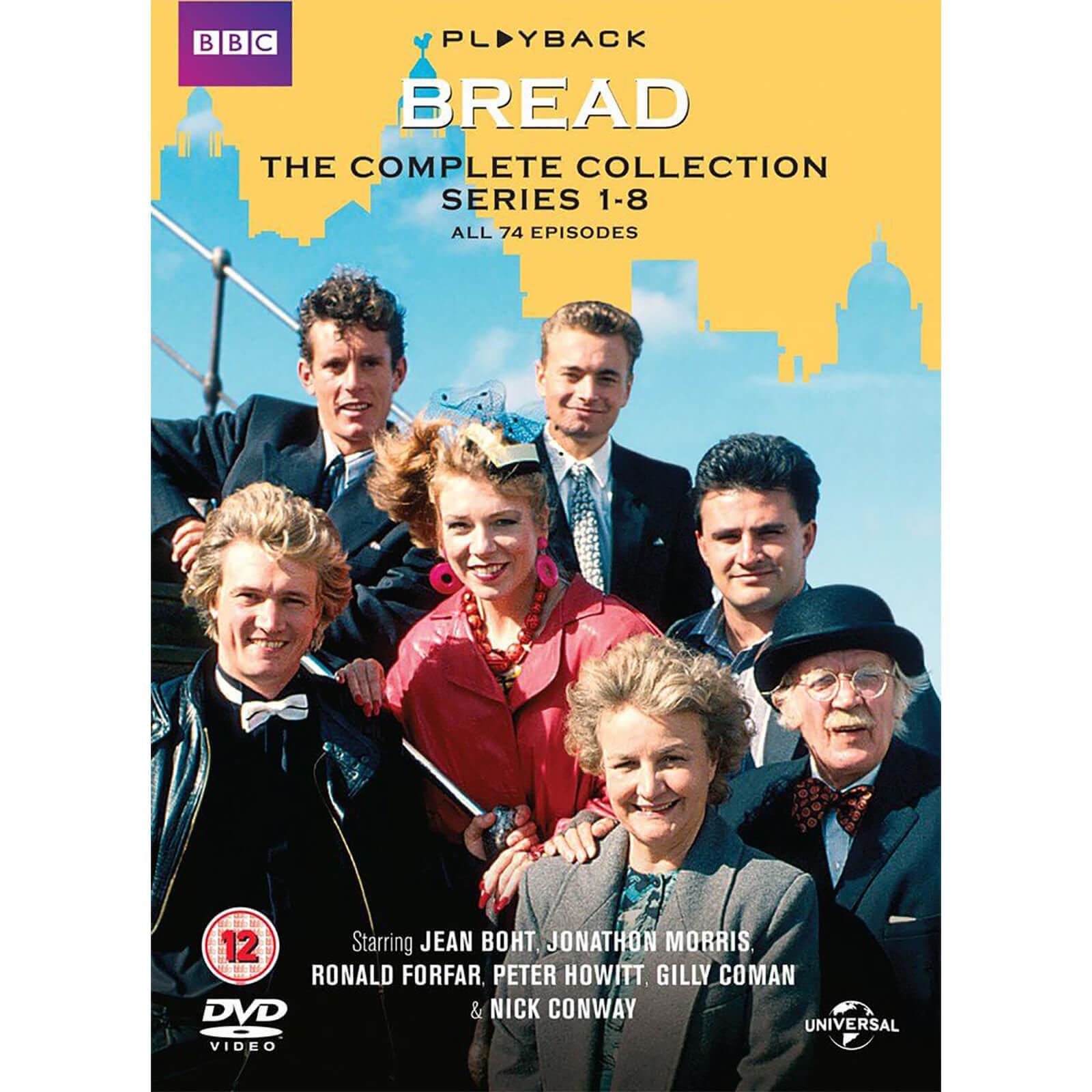 BBC Bread - The Complete Box Set