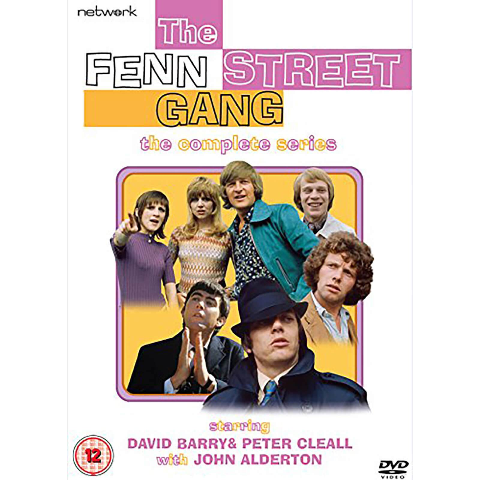 Network The Fenn Street Gang: The Complete Series