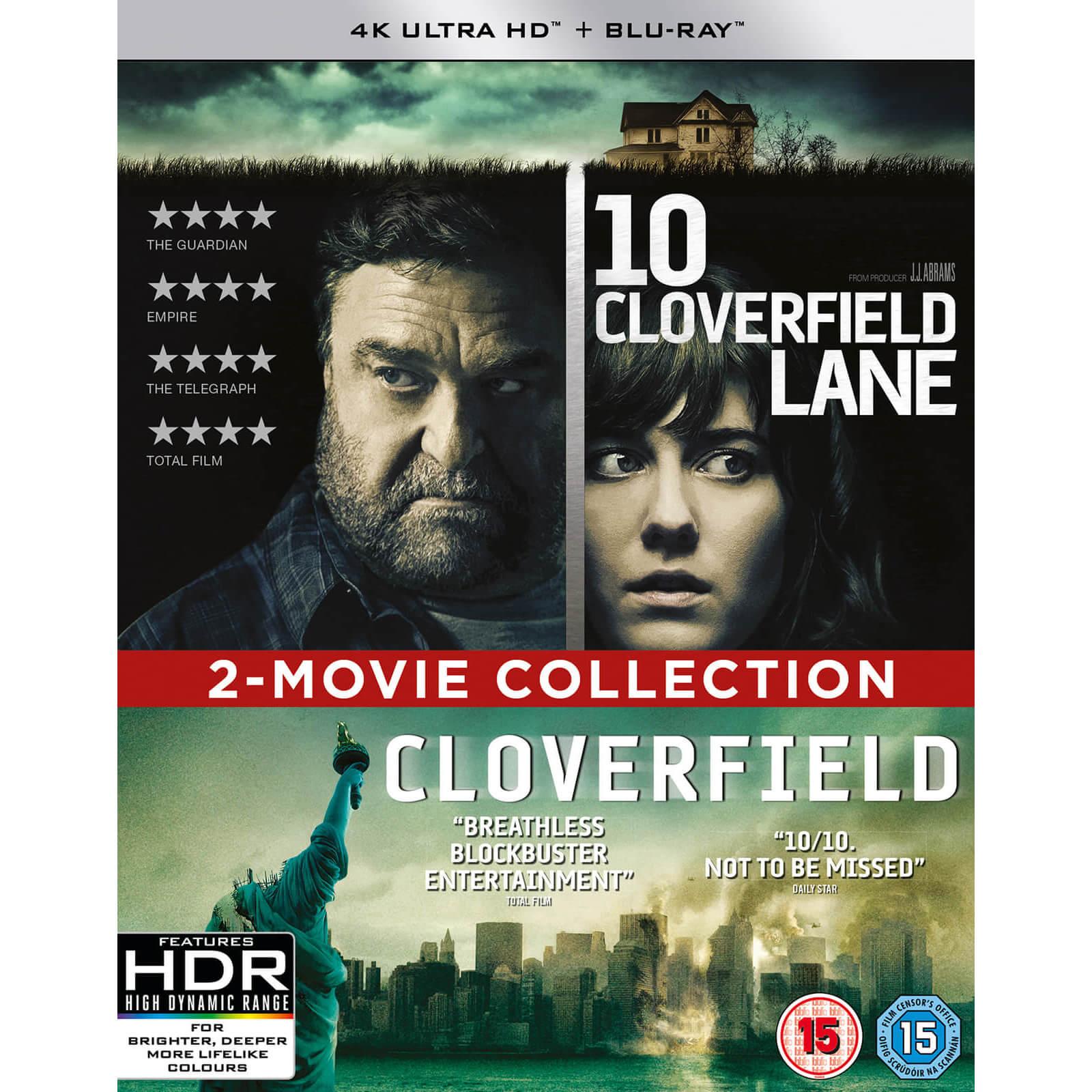 Universal Pictures 10 Cloverfield Lane/Cloverfield - 4K Ultra HD