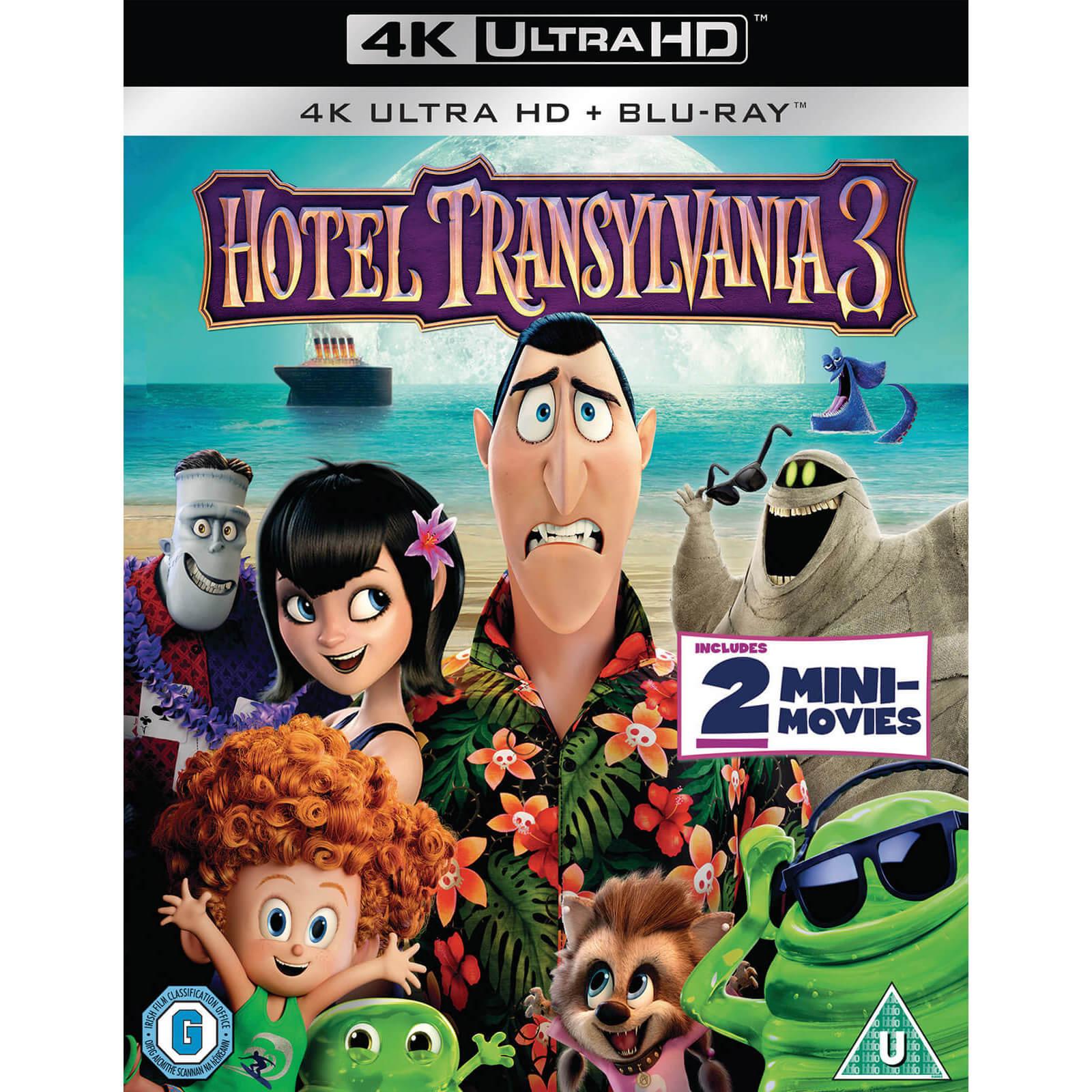 Sony Hotel Transylvania 3 - 4K Ultra HD
