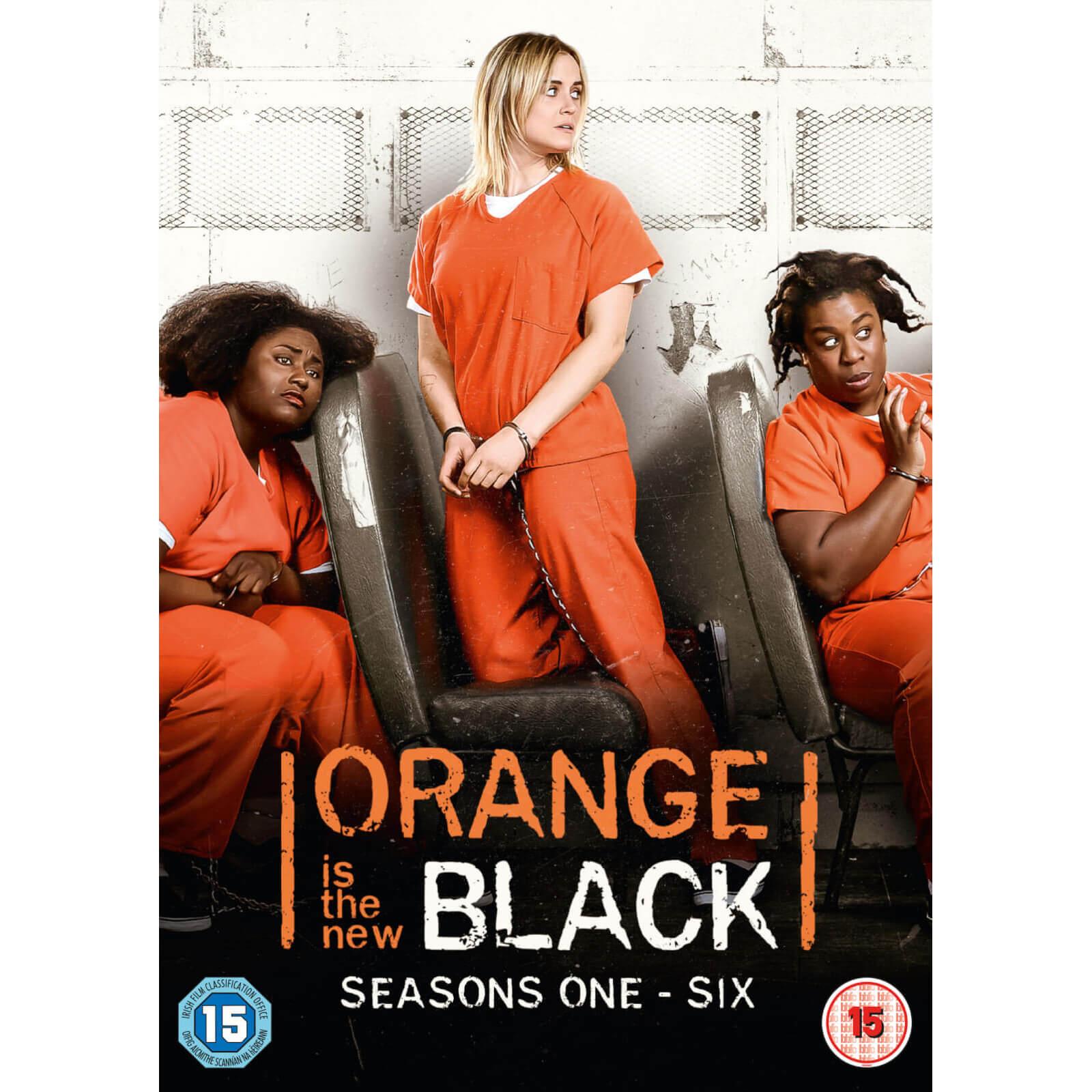 Lions Gate Home Entertainment Orange is the New Black Seasons 1-6