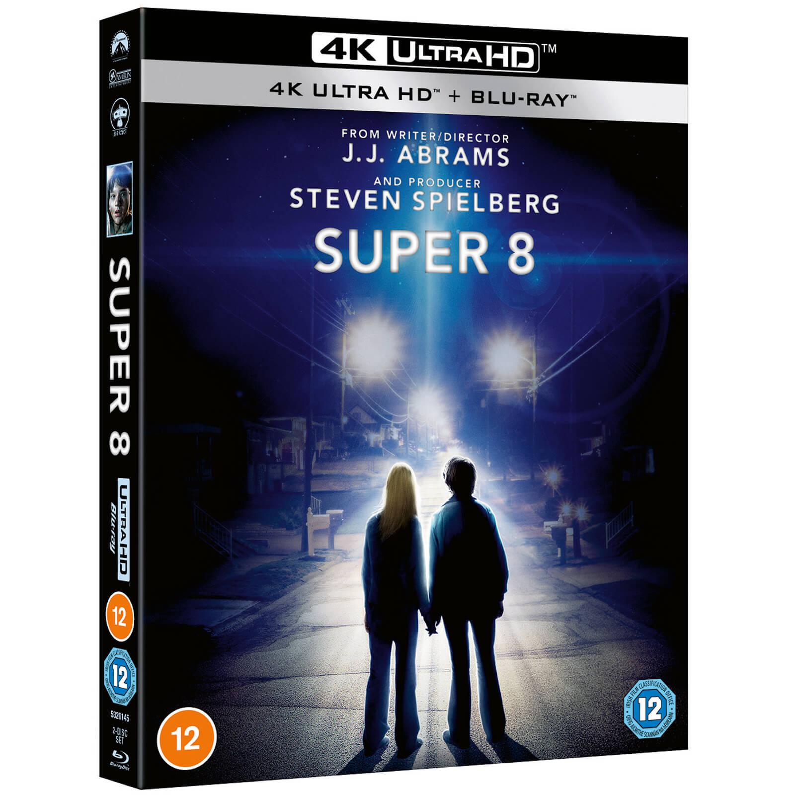 Paramount Home Entertainment Super 8 10th Anniversary - Zavvi Exclusive 4K Ultra HD Steelbook with Slipcase (Includes Blu-ray)
