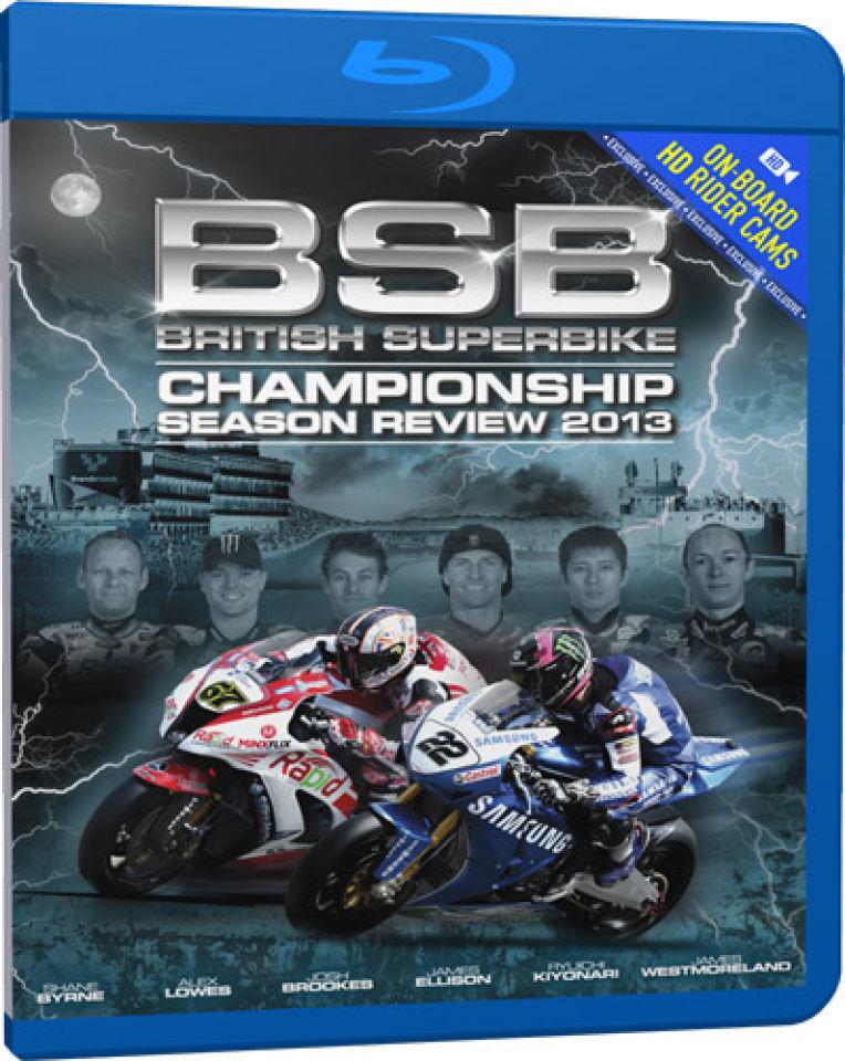 Odeon Entertainment British Superbike Championship: Season Review 2013