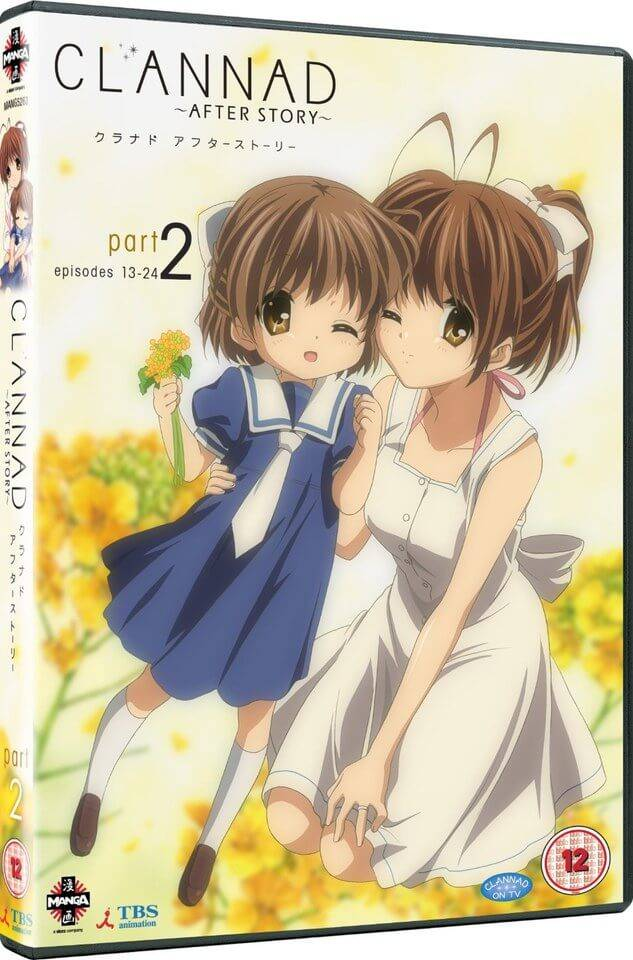 Manga Entertainment Clannad After Story - Part 2