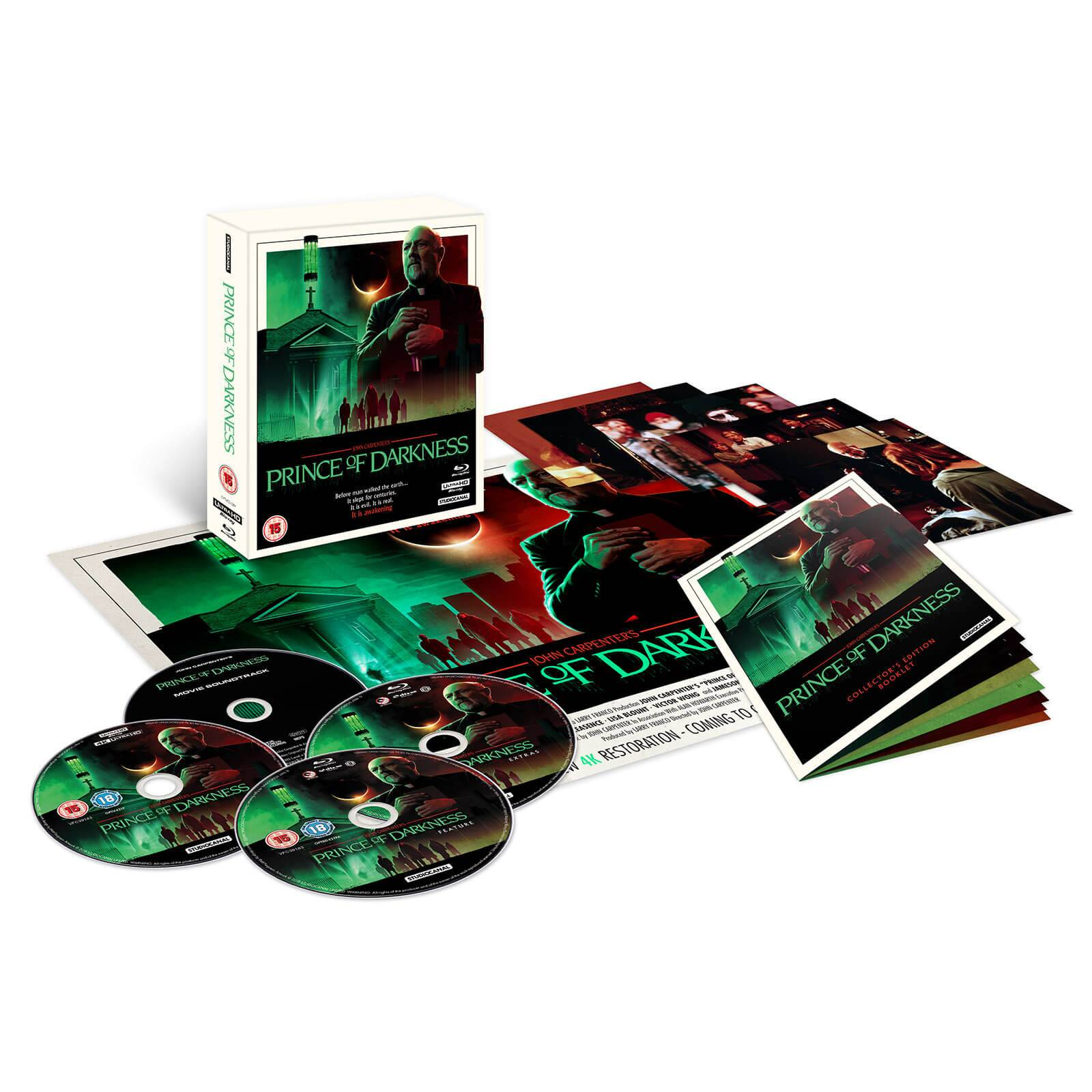 StudioCanal Prince of Darkness 4K Ultra HD Collector's Edition
