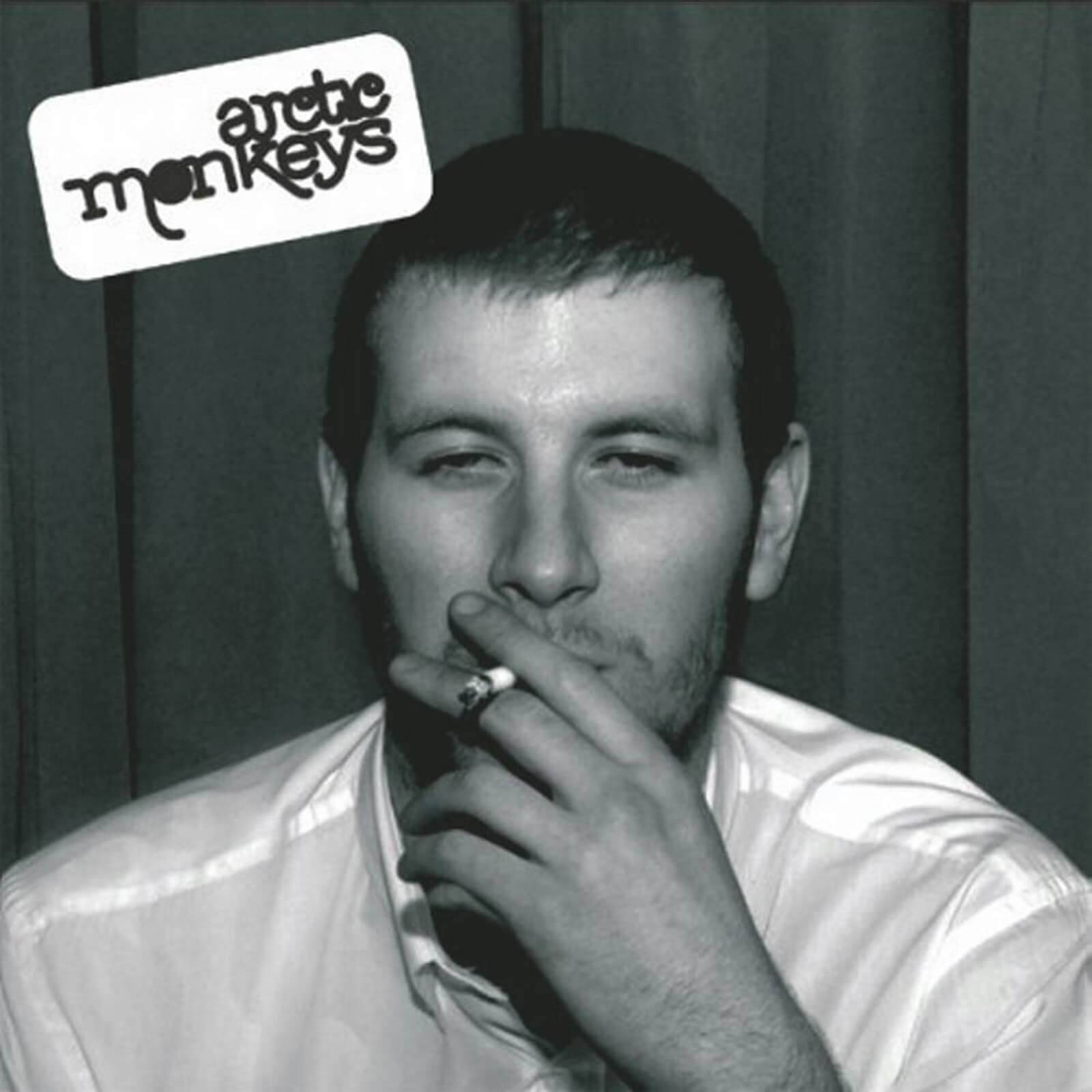 DOMINO RECORDING CO LTD Arctic Monkeys - Whatever People Say I Am, That's What I'm Not - LP