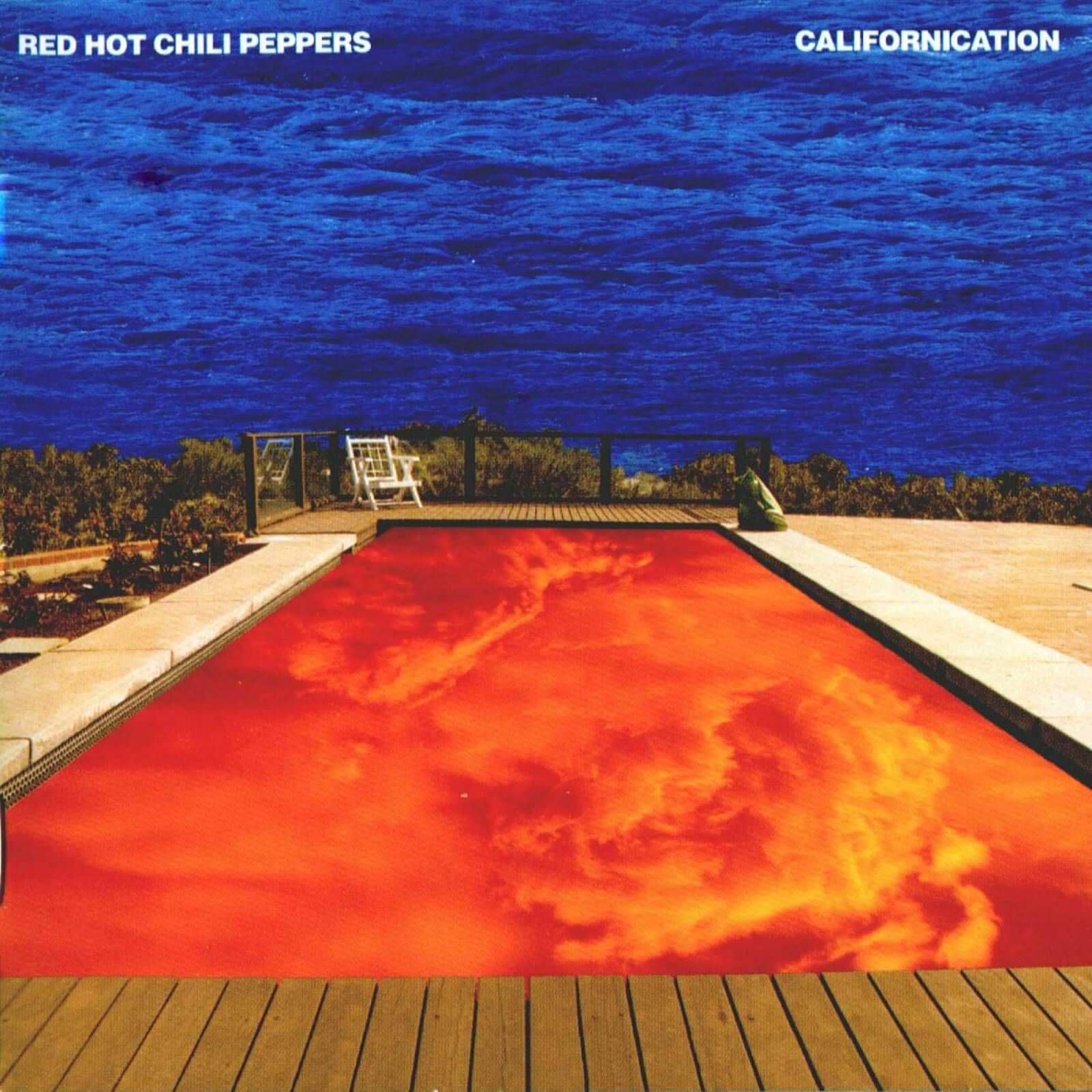 RHCP Red Hot Chili Peppers - Californication LP