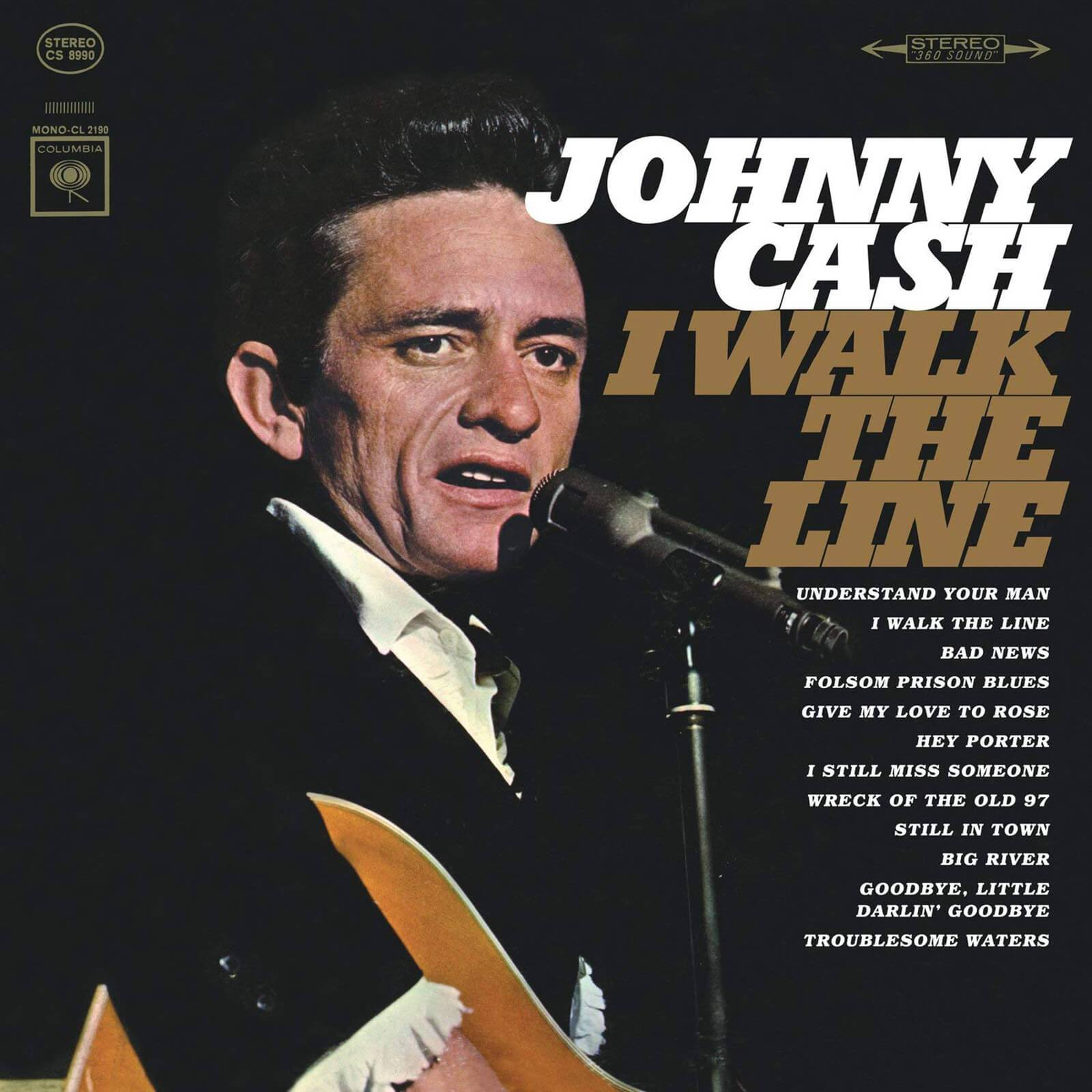 Sony Johnny Cash - I Walk The Line LP
