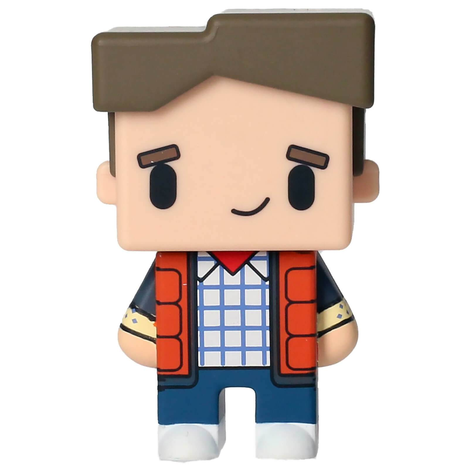 SD Toys Pixel Figure Back to the Future Marty Mcfly 7cm