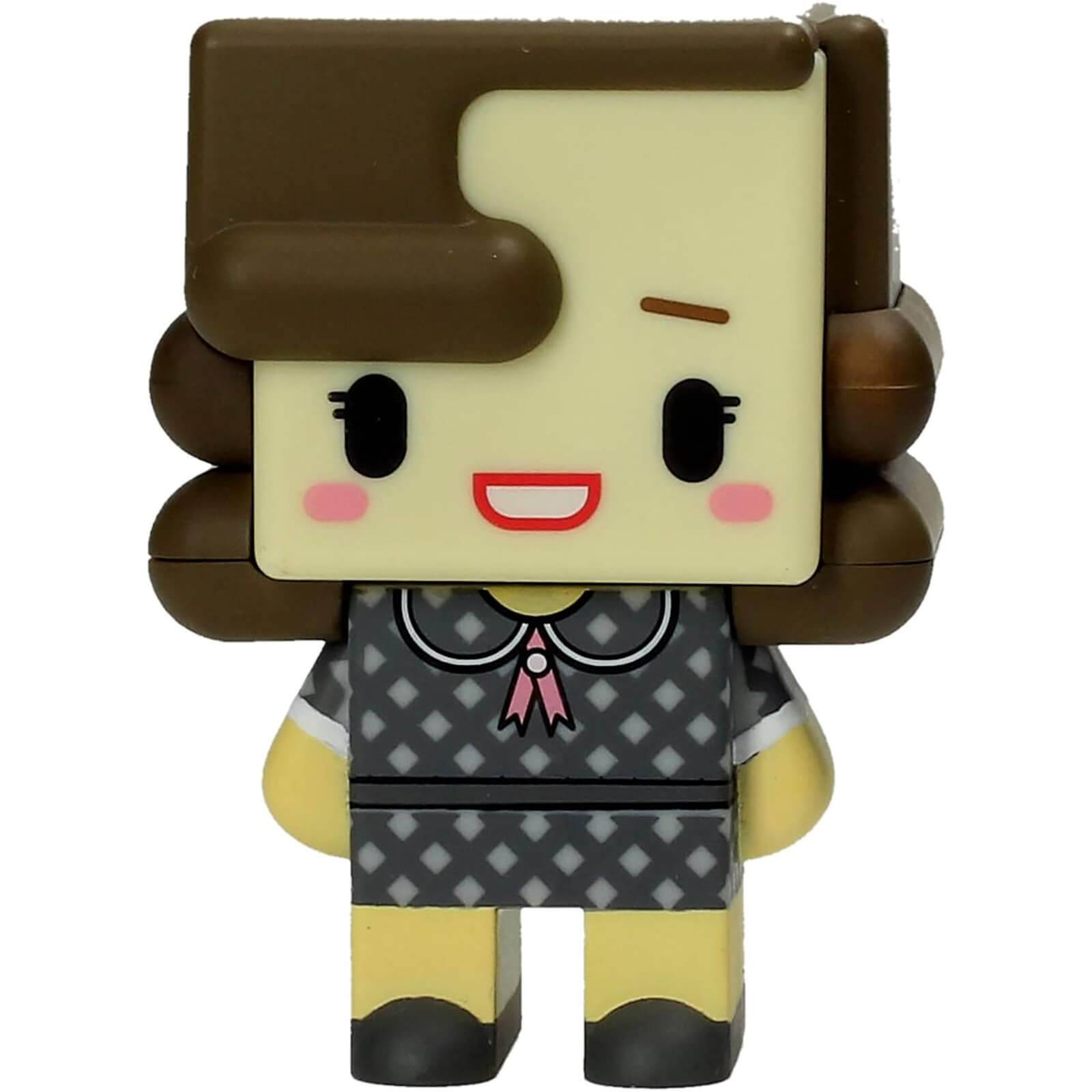 SD Toys Pixel Figure Back to the Future Lorraine 7cm