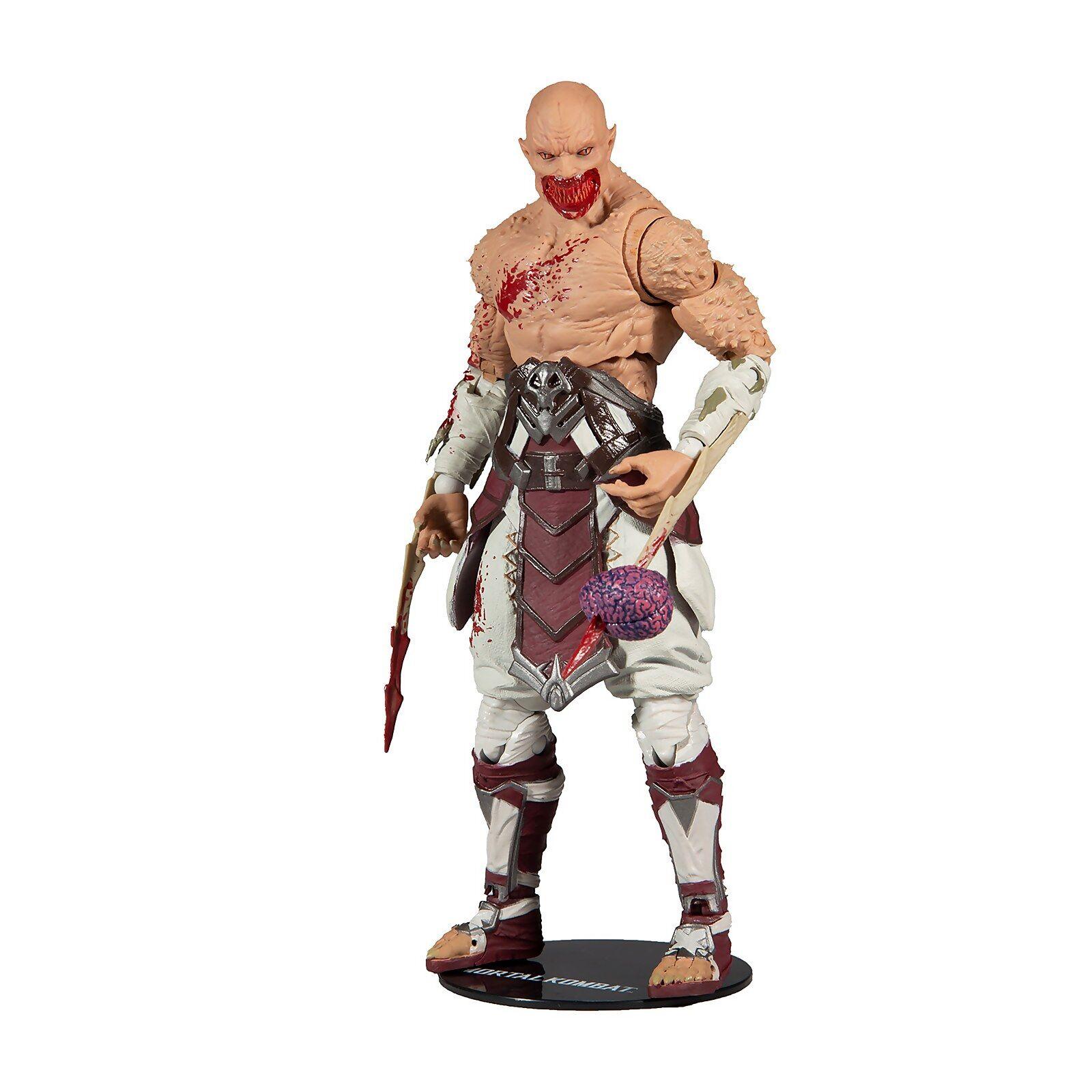 McFarlane Toys McFarlane Mortal Kombat 4 7 Figures - Baraka - Bloody Action Figure