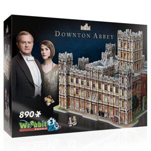 Wrebbit 3D Downton Abbey 3D Puzzle (890 Pieces)