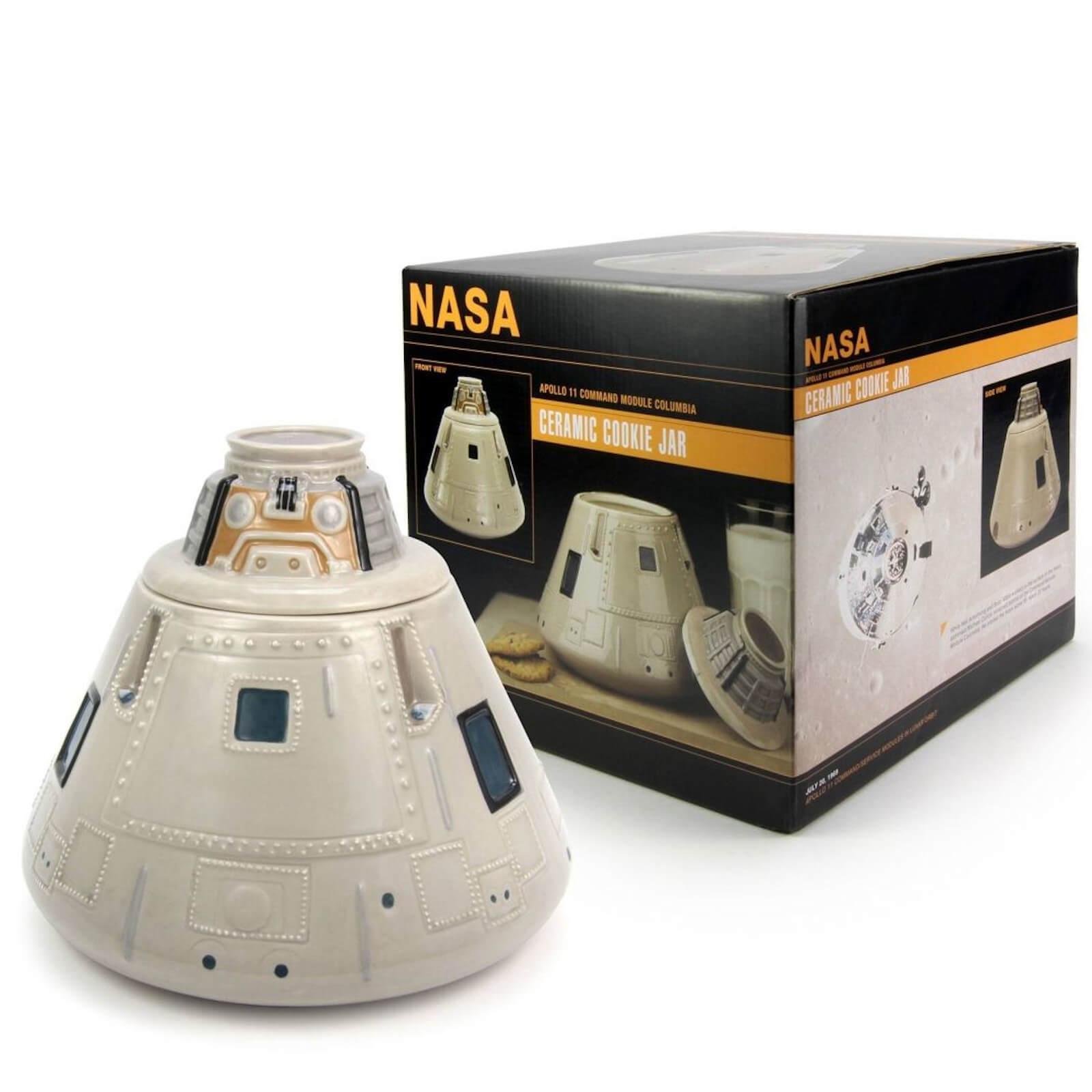 The Coop NASA Apollo Capsule Cookie Jar