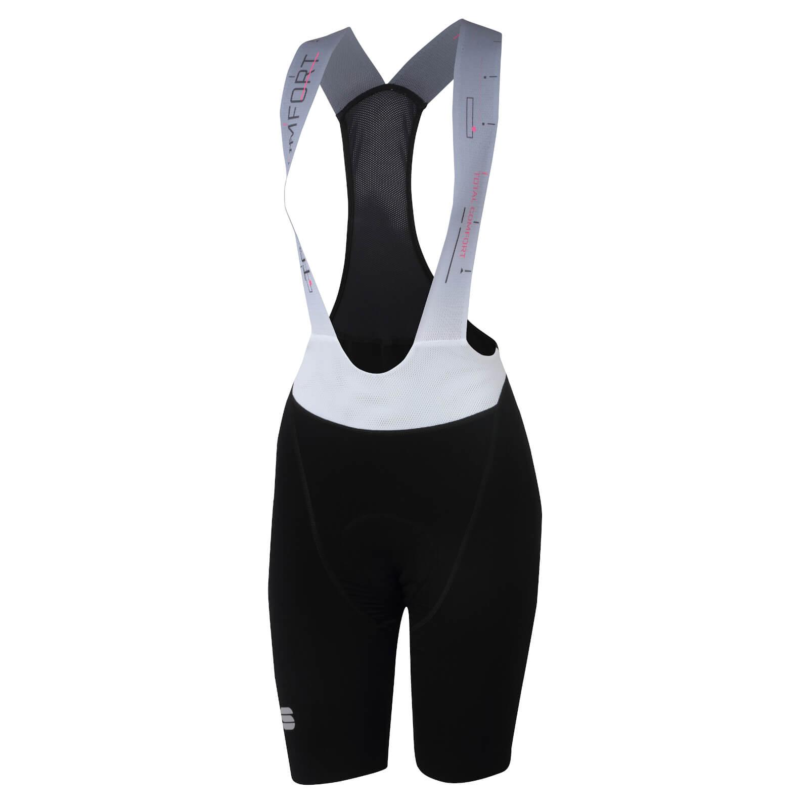 Sportful Women's Total Comfort Bib Shorts - L; female