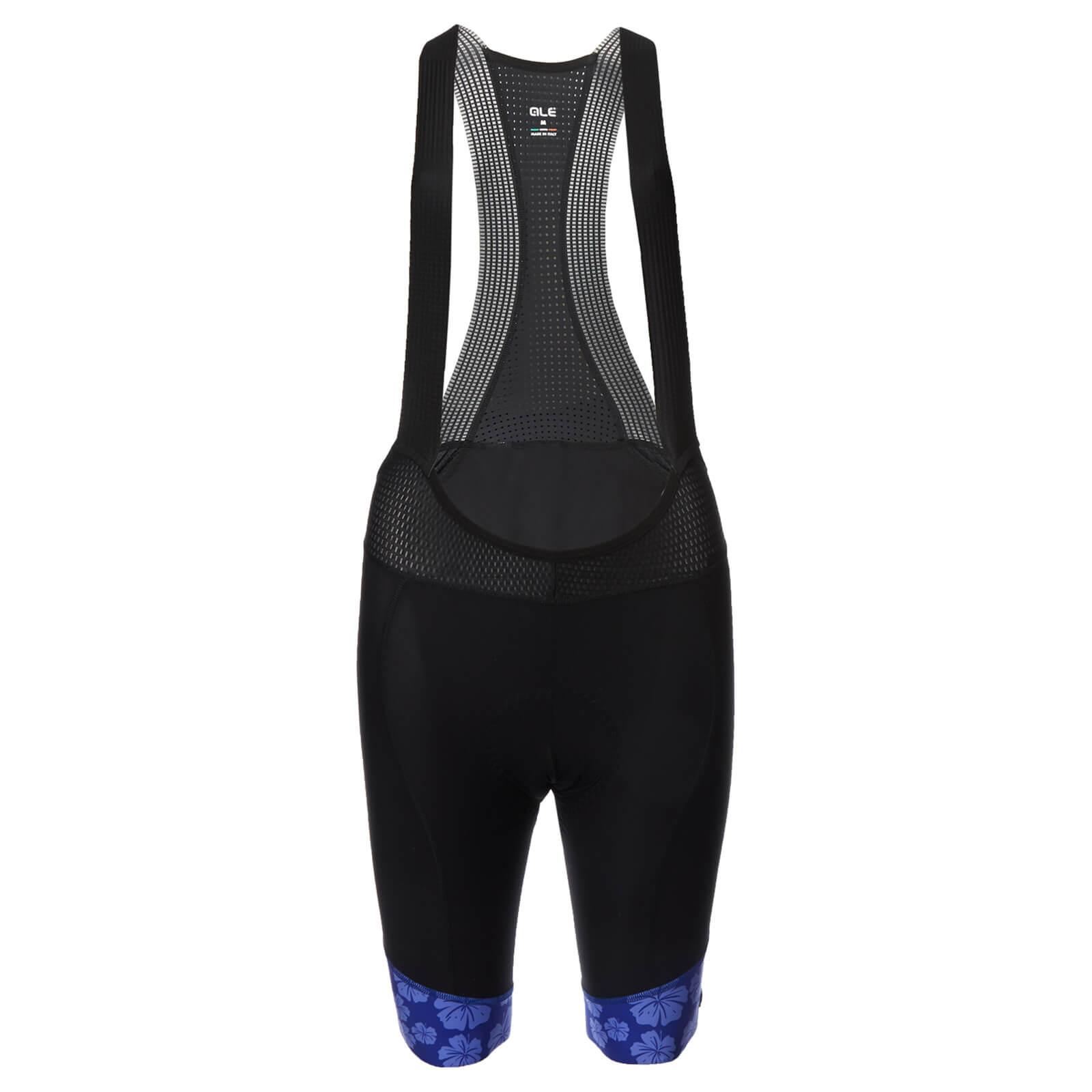 Alé Women's PRS Ibisco Bib Shorts - M - Pure Blue; female