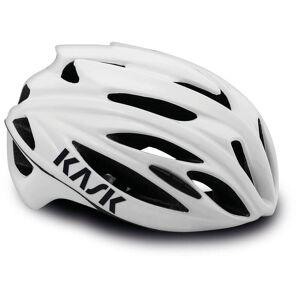 Kask Rapido Road Helmet - L - White;