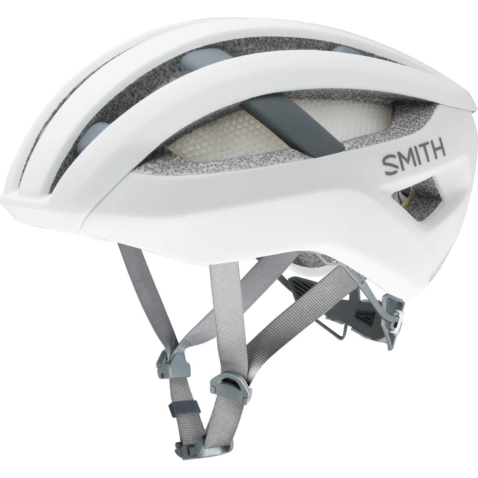 Smith Network MIPS Road Helmet - Small - Matte White; unisex