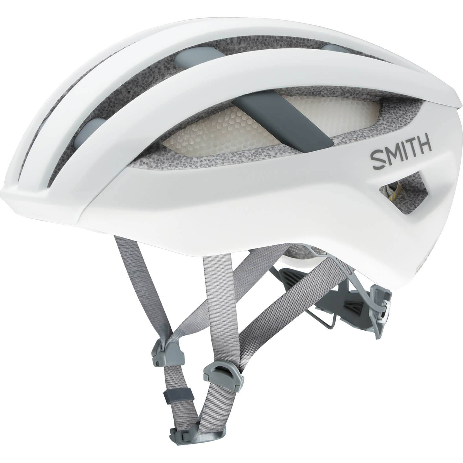 Smith Network MIPS Road Helmet - Medium - Matte White; unisex