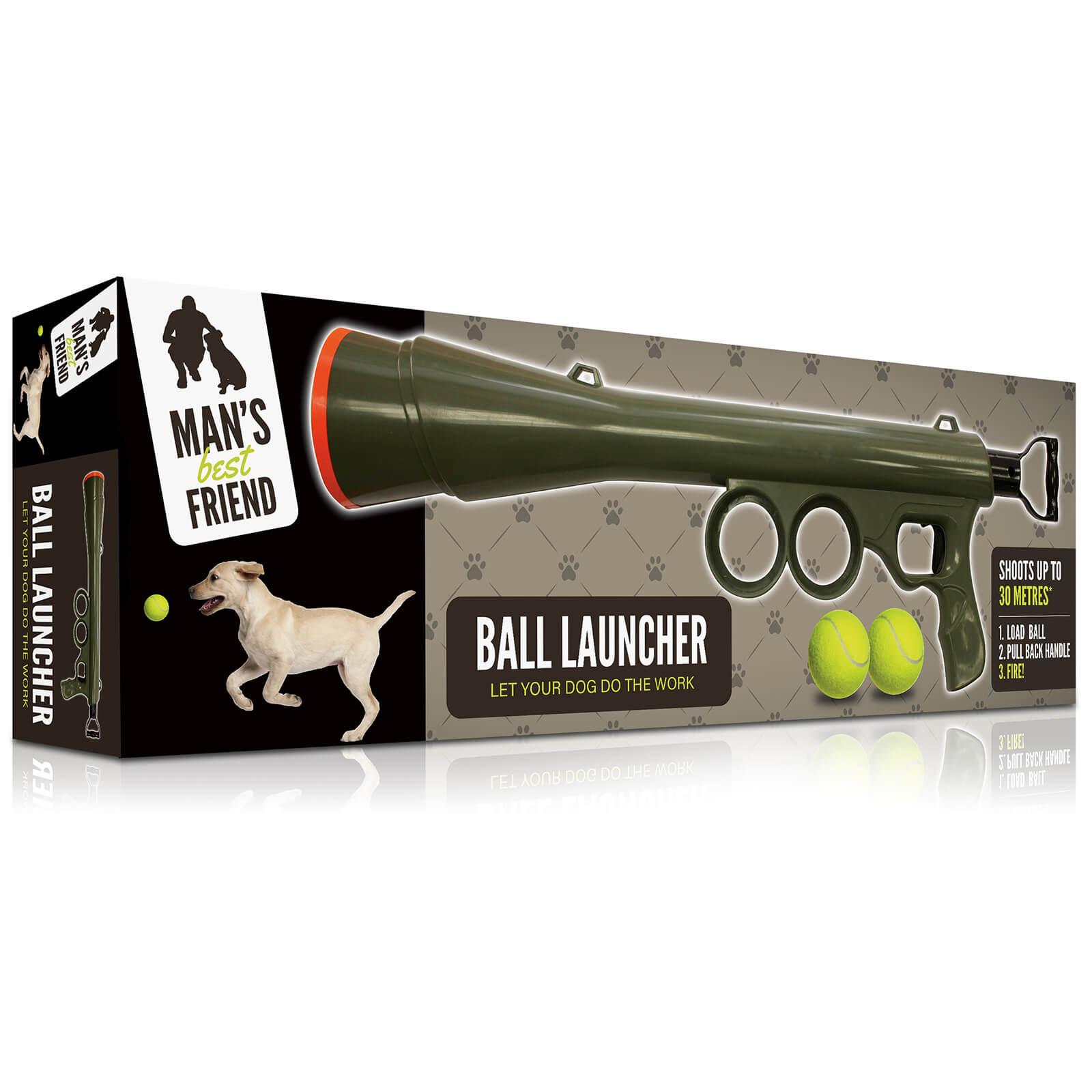 Man's Best Friend Dog Ball Launcher-