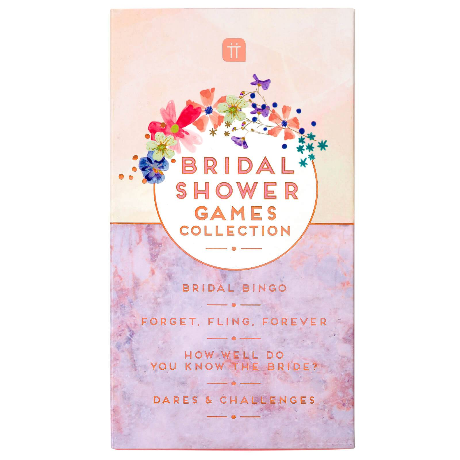 Talking Tables Bridal Party Games - Set of 4 Games-unisex