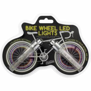 Emporium Bike Wheel LED Lights-unisex