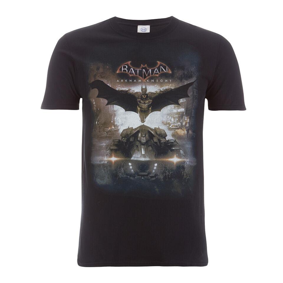 Geek Clothing DC Comics Men's Batman Batmobile T-Shirt - Black - M - Black