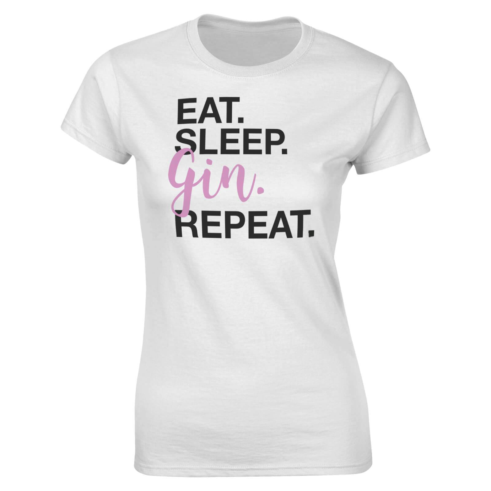 The Valentines Collection Gin Women's T-Shirt - White - XL - White
