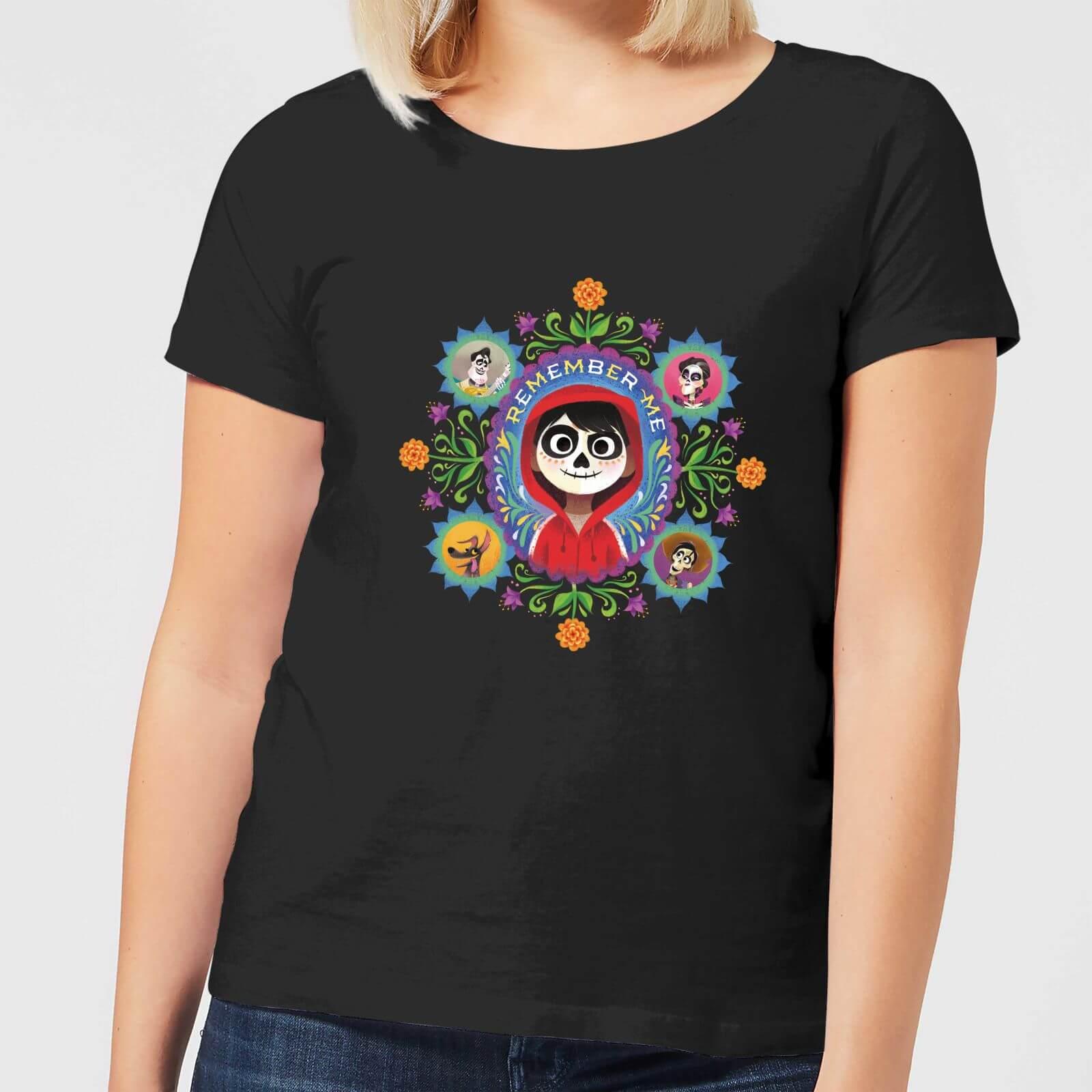 Disney Coco Remember Me Women's T-Shirt - Black - XXL - Black