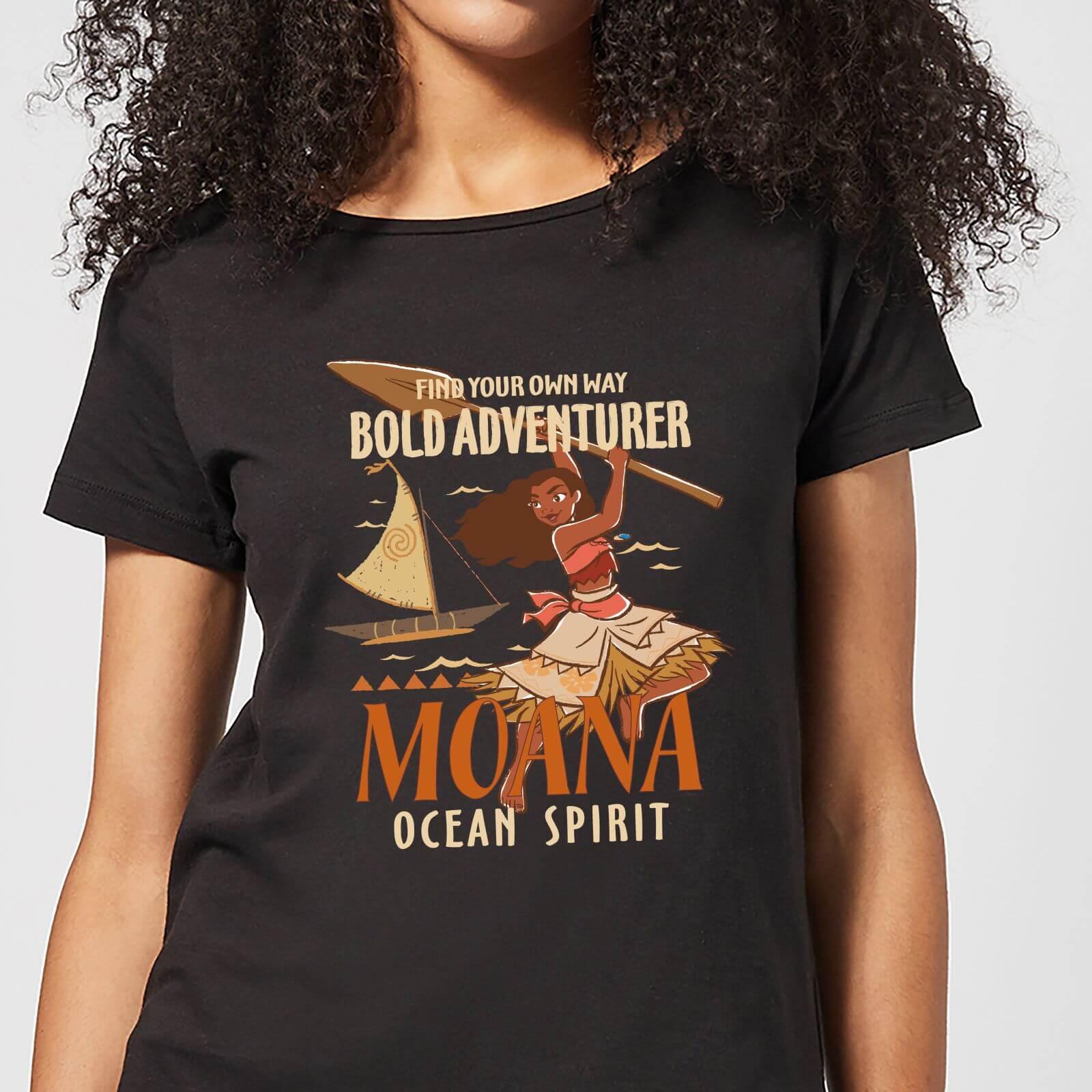 Disney Moana Find Your Own Way Women's T-Shirt - Black - 5XL - Black