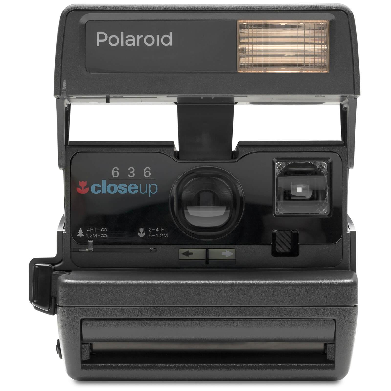 Polaroid 600 Camera - Close Up - Vintage Refurb - Grade A-